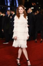 JULIANNE MOORE at The Hunger Games: Mockingjay, Part 2 Premiere in London 11/05/2015