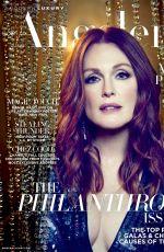 JULIANNE MOORE in Modern Luxury Magazine