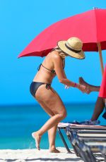 JULIE BENZ in Bikini at a Beach in Hawaii 11/04/2015