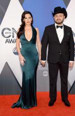 KACEY MUSGRAVES at 49th Annual CMA Awards in Nashville 11/04/2015