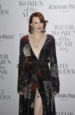 KAREN ELSON at Harper's Bazaar Women of the Year Awards in London 11/03/2015
