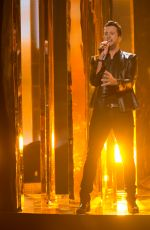 KAREN FAIRCHILD at 2015 American Music Awards in Los Angeles 11/22/2015