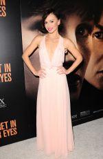 KARINA SMIRNOFF at Secret in Their Eyes Premiere in Westwood 11/11/2015