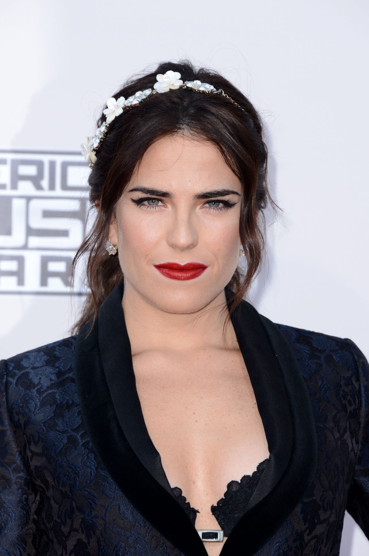KARLA SOUZA at Marie Claire Honors Hollywoods Change