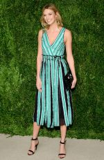 KARLIE KLOSS at 12th Annual CFDA/Vogue Fashion Fund Awards in New York 11/02/2015