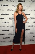 KARLIE KLOSS at Glamour's 25th Anniversary Women of the Year Awards in New York 11/09/2015