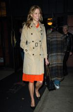 KARLIE KLOSS Night Out in New York 11/12/2015