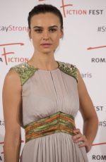 KASIA SMUTNIAK at 9th Roma Fiction Fest: Limbo Red Carpet at Cinema Adriano in Rome 11/14/2015