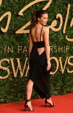 KATE BECKINSALE at 2015 British Fashion Awards in London 11/23/2015