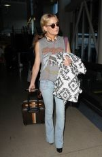KATE HUDSON at LAX Airport in Los Angeles 11/19/2015