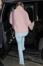 KATE HUDSON Night Out in New York 11/19/2015