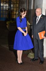 KATE MIDDLETON at at Fostering Awards in London 11/17/2015