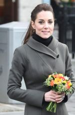 KATE MIDDLETON at Photography Project Run by Charity Mind 11/20/2015
