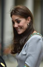 KATE MIDDLETON at Place2be Headteacher Conference at the Bank of Merrill Lynch 11/18/2015