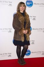 KATE MOSSMAN at 2015 Mercury Music Prize at BBC Broadcasting House in London 11/20/2015