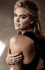 KATE UPTON in Harper