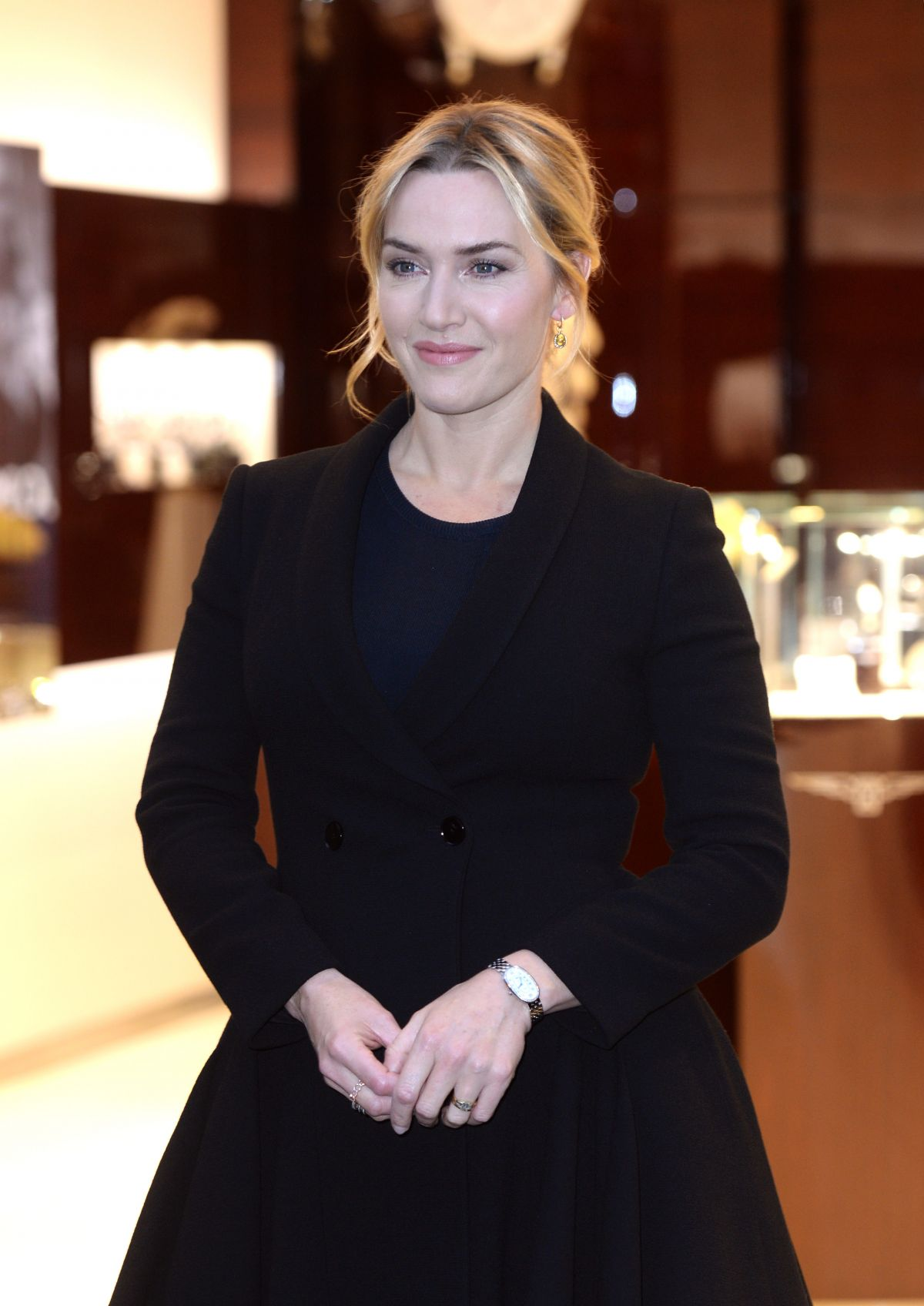 KATE WINSLET at UK Lon... Kate Winslet