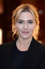 KATE WINSLET at UK Longines Boutique Opening on Oxford Street in London 11/24/2015