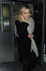 KATE WINSLET Leaves Claridges Hotel in London 11/03/2015