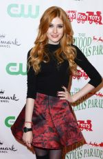 KATHERINE MCNAMARA at 2015 Hollywood Christmas Parade in Hollywood 11/29/2015
