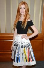 KATHERINE MCNAMARA at Donate a Photo Holiday Kick-off Event in New York 11/24/2015