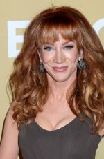 KATHY GRIFFIN at CNN Heroes 2015 in New York 11/17/2015