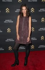 KATIE HOLMES at Barry