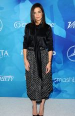 KATIE HOLMES at WWD and Variety's Stylemakers Event in Culver City 11/19/2015