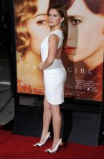 KATIE STEVENS at The Danish Girl Premiere in Westwood 11/21/2015