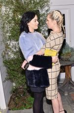 KATY PERR at Barneys New York & Jennifer Meyer Exclusive RTW Collaboration Dinner in Los Angeles 11/18/2015