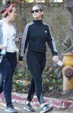 KATY PERRY Out and About in Los Angeles 11/27/2015