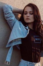 KELLI BERGLUND - Muse Fashion Collection 2015