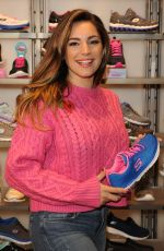 KELLY BROOK at Skechers Store Launch in Trafford Centre in Manchester 11/05/2015