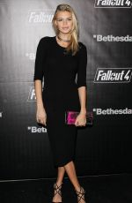 KELLY ROHRBACH at Fallout 4 Video Game Launch Event in Los Angeles 11/05/2015