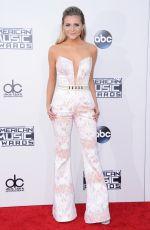 KELSEA BALLERINI at 2015 American Music Awards in Los Angeles 11/22/2015