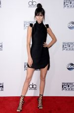 KENDALL JENNER at 2015 American Music Awards in Los Angeles 11/22/2015