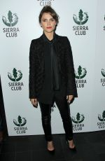 KERI RUSSELL at Sierra Club's Act in Paris a Night of Comedy and Climate Action in New York 11/11/2015