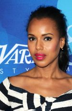 KERRY WASHINGTON at WWD and Variety's Stylemakers Event in Culver City 11/19/2015