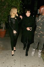 KHLOE KARDASHIAN at Kendall Jenner's 20th Birthday Party at The Nice Guy in West Hollywood 11/03/2015