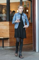 KIERNAN SHIPKA Out and About in Los Angeles 11/10/2015