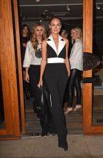 KIMBERLEY GARNER at Look Good, Feel Better Shampagne Reception at Anna Casa Interiors in London 11/24/2015