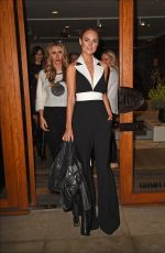 KIMBERLEY GARNER at Look Good, Feel Better Shampagne Reception at Anna Casa Interiors in London 11/24/2015