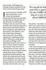 KIRSTEN DUNST in Edit Magazine, November 2015 Issue