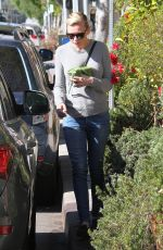 KIRSTEN DUNST Out and About in Los Angeles 11/06/2015