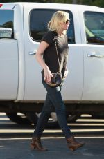 KIRSTEN DUNST Out Shopping in Los Angeles 11/07/2015