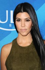 KOURTNEY KARDASHIAN at WWD and Variety's Stylemakers Event in Culver City 11/19/2015