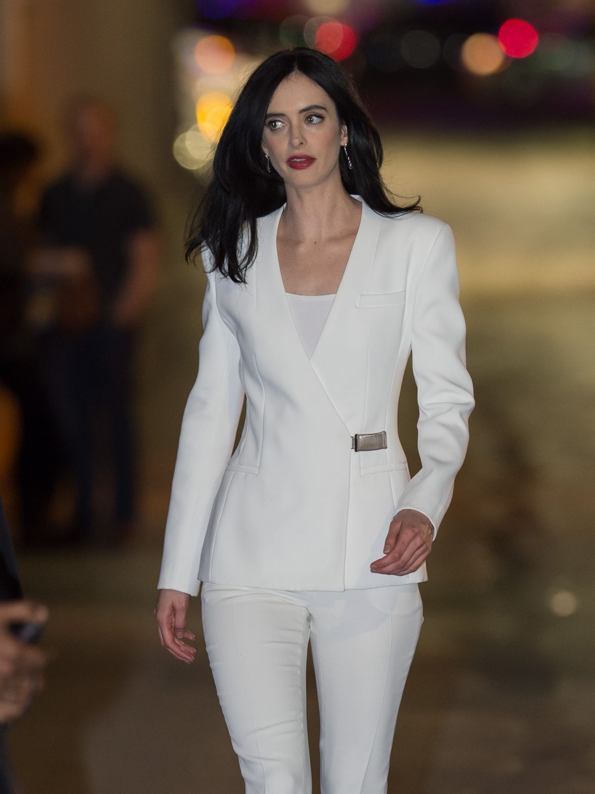 KRYSTEN RITTER at Jimm...