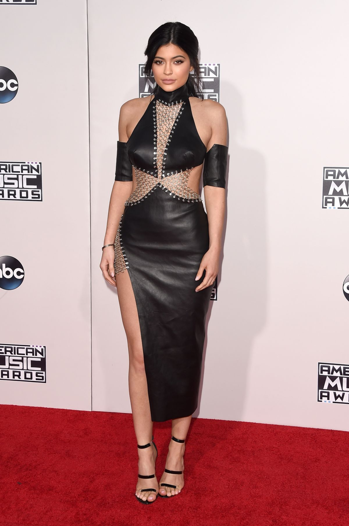 KYLIE JENNER at 2015 American Music Awards in Los Angeles 11/22/2015
