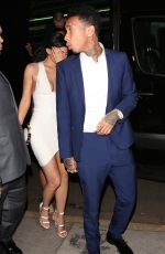 KYLIE JENNER at Justin Bieber's American Music Awards Afterparty 22/11/2015