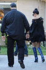 KYLIE JENNER Out and About in Sherman Oaks 10/30/2015
